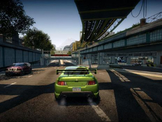 Burnout 5 screenshot