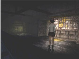 Fatal Frame 1 Screenshot - Mansion Room (PS2 & Xbox)