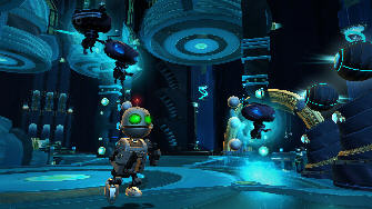 Clank in Ratchet & Clank Future