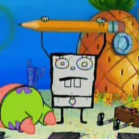DoodleBob in SpongeBob SquarePants: Drawn To Life
