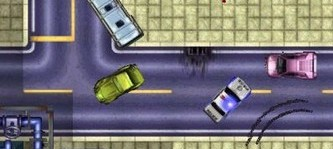 Grand Theft Auto 1 Cars screenshot