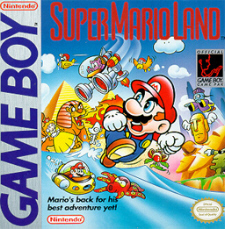 Super Mario Land for Game Boy