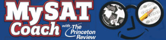 My SAT Coach with the Princeton Review DS logo