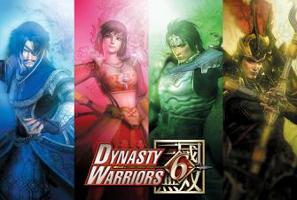 Dynasty Warriors 6 characters