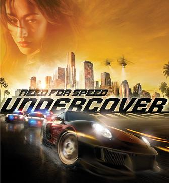 Need for Speed Under Cover artwork