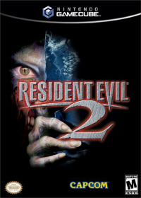 Resident Evil 2 for GameCube. Plays on Wii