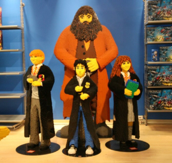 Lego Harry Potter, Lego Hobbit, Lego Batman 2 and Lego Indiana Jones 2 all coming soon