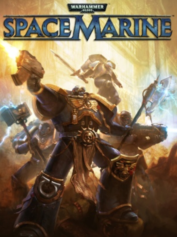 Warhammer 40,000: Space Marine artwork