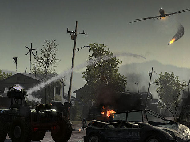 Homefront game screenshot