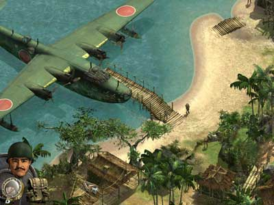 Commandos 2 style PC screenshot
