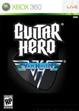 Guitar Hero: Van Halen box