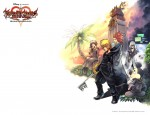 Kingdom Hearts 358/2 Days wallpaper 6 - 1280x1024