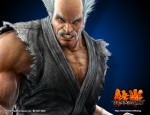 Tekken 6 Heihachi Wallpaper