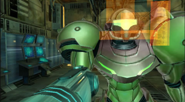 Metroid Prime Map Station Screenshot