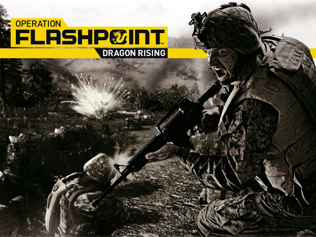Operation Flashpoint: Dragon Rising Wallpaper 1
