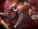 Red Moon Bayonetta wallpaper