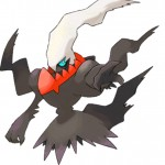 Darkrai Legendary Pokemon artwork