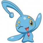Manaphy Legendary Pokemon artwork