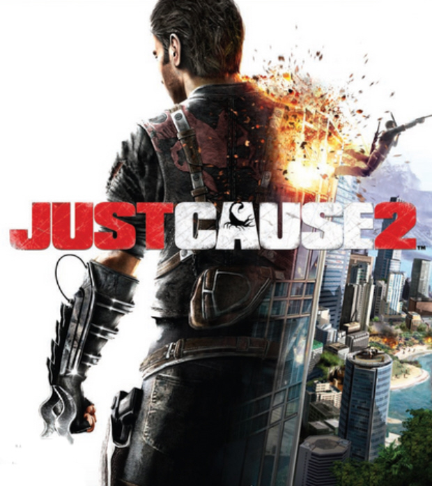 Just Cause 2 walkthrough artwork