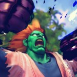 Super Street Fighter 4 Blanka wallpaper
