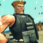 Super Street Fighter 4 Guile wallpaper