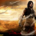 Prince of Persia Forgotten Sands character wallpaper