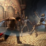Prince of Persia Forgotten Sands wallpaper combat