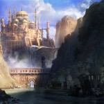Prince of Persia Forgotten Sands wallpaper fantasy