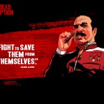 Red Dead Redemption wallpaper Colonel Allende