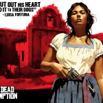 Red Dead Redemption wallpaper Luisa Fortuna