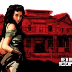 Red Dead Redemption wallpaper Scarlet Lady