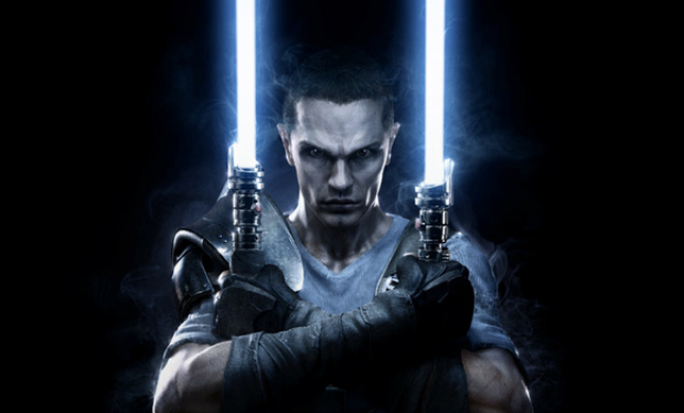 Star Wars: The Force Unleashed 2 Starkiller artwork