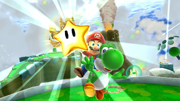 Super Mario Galaxy 2 star locations guide screenshot