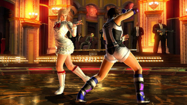 Tekken 7 will feature the return of beautiful women. Josh has spoken. No this is not a Tekken 7 screenshot