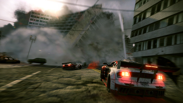 MotorStorm 3 Apocalypse gameplay screenshot