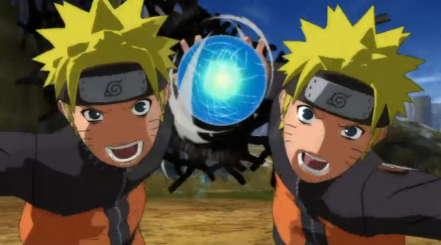 Naruto Shippuden Ultimate Ninja Storm 2 characters list screenshot