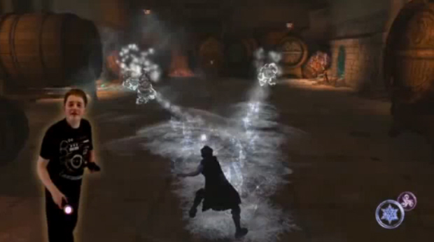 Sorcery Gamescom 2010 trailer screenshot (PS3 Move)