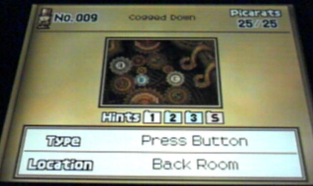 Professor Layton and the Unwound Future puzzle solutions guide screenshot