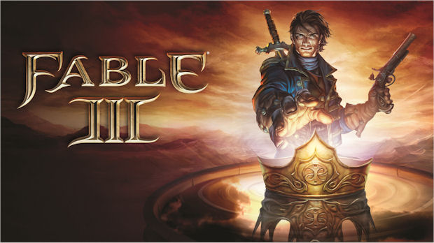 Fable 3 walkthrough artwork