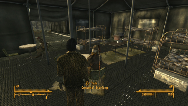 Fallout New Vegas Unique Weapons La Longue Carabine Location Screenshot for the PC, Xbox 360, PS3 Locations Guide