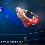 WWE Smackdown vs Raw 2011 Rey Mysterio wallpaper
