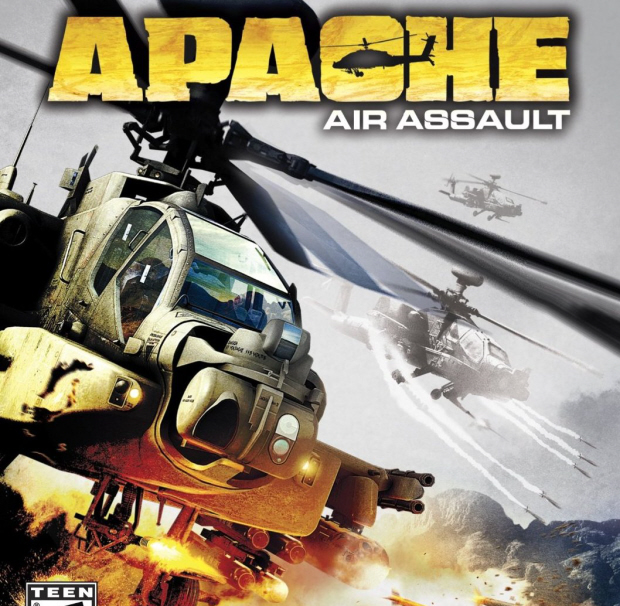 Apache Air Assault walkthrough box artwork