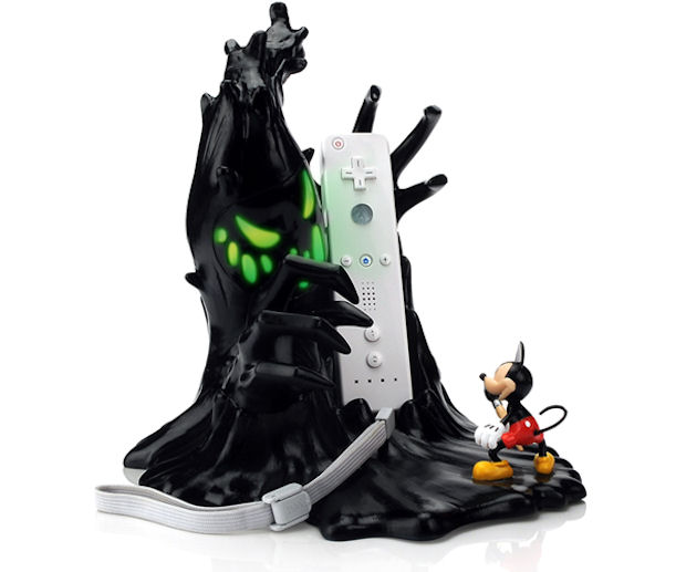 Disney Epic Mickey's The Blot Wii Charger picture