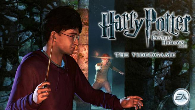 Harry Potter and the Deathly Hallows Part 1 screenshot