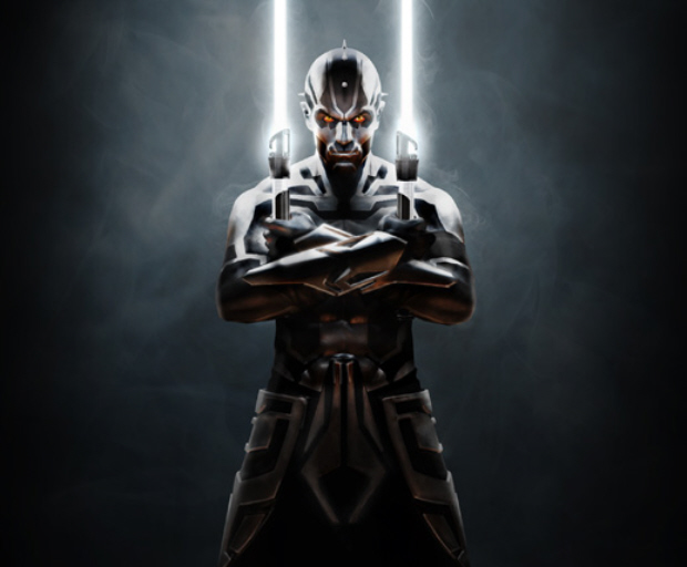 Star Wars: The Force Unleashed 2 secret costume
