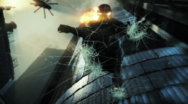 Crysis 2 Be the Weapon screenshot (Xbox 360, PS3, PC)