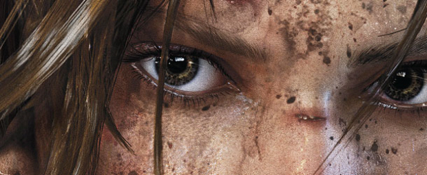Tomb Raider Lara Eyes