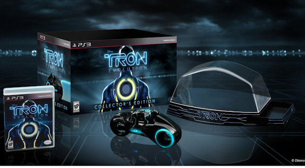 TRON: Evolution Collector's Edition PS3 picture