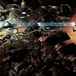Dead Space 2 wallpaper Destroyed