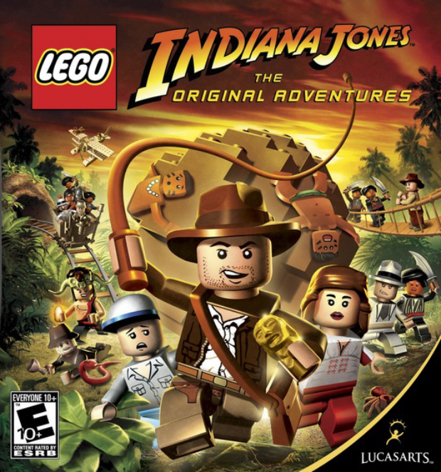 Lego Indiana Jones box artwork review
